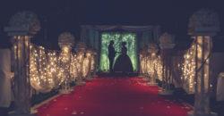 Esküvői helyszín szertartás