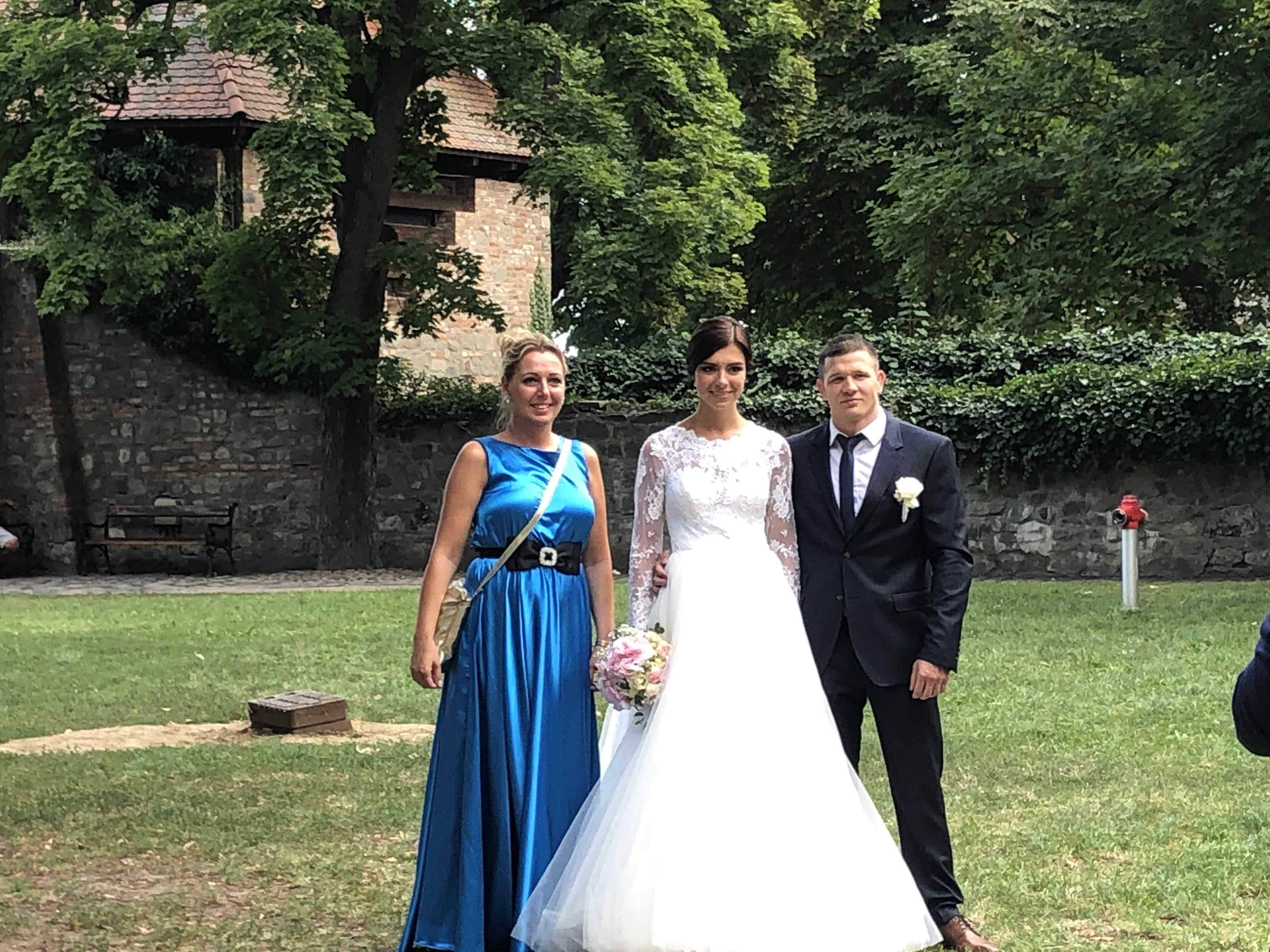 elegáns esküvő